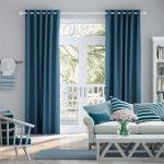 Những mẫu rèm cửa phòng khách đẹp