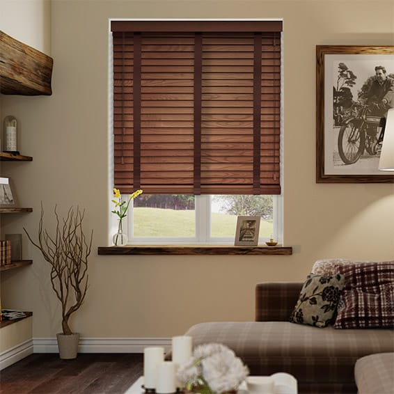 Rèm gỗ Star Blinds STW021