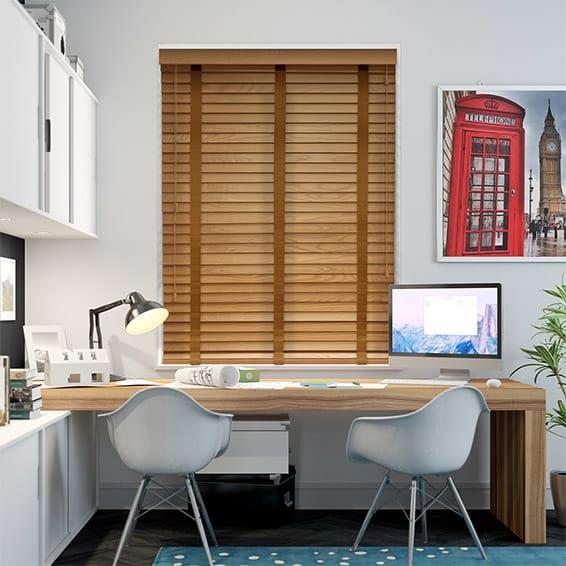 rèm gỗ pilano B005