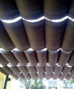 mẫu rèm trần