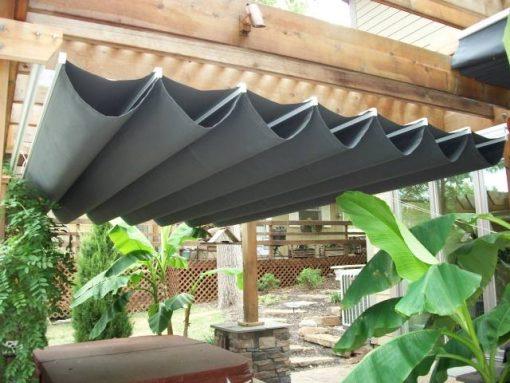 rèm trần nhà