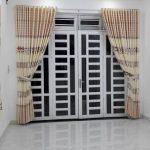 Công trình rèm vải Long Biên – Chị Hà