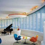 Rèm cửa văn phòng – không gian thẩm mỹ và hiện đại