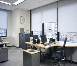 rèm văn phòng 2