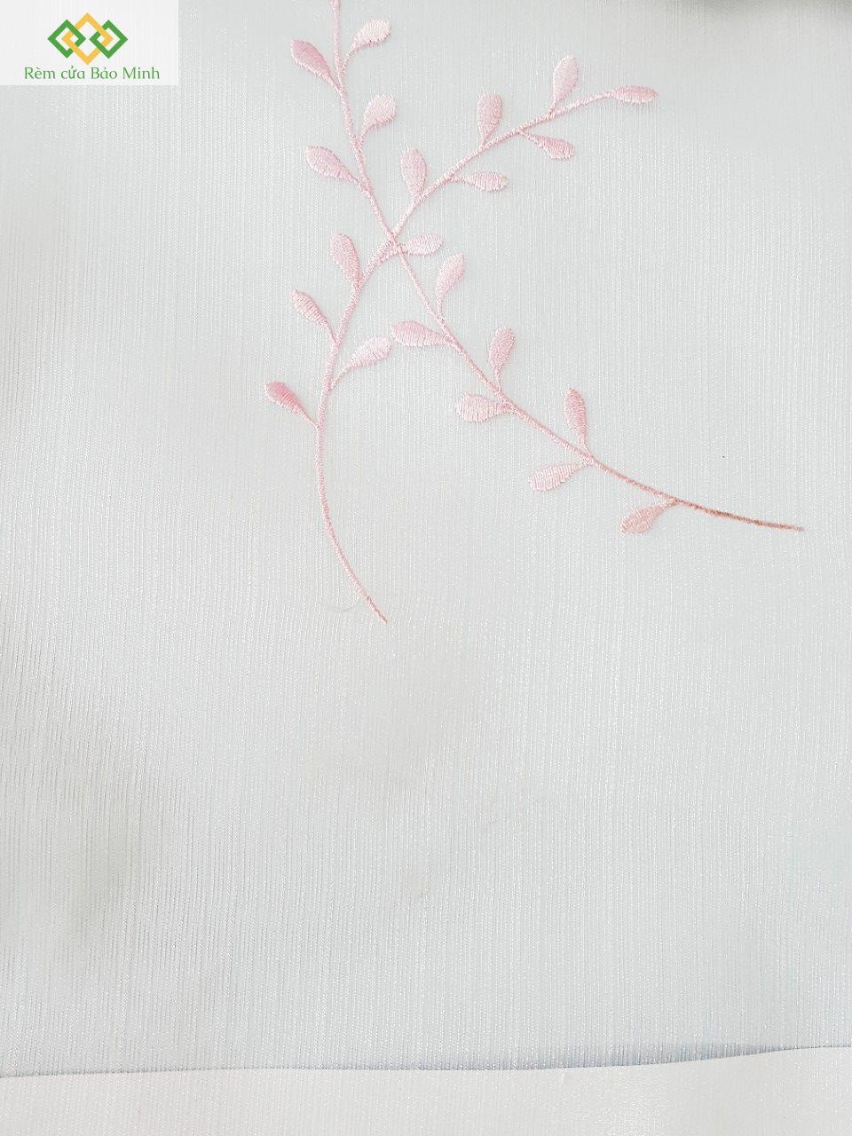 Rèm vải voan đẹp PD06