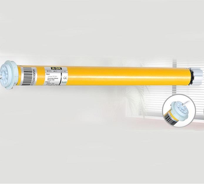 Động cơ rèm gỗ Novo K25 – dùng cho bộ rèm nhỏ