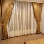 Rèm cửa – sản phẩm tạo vẻ đẹp cho không gian nội thất