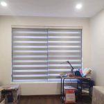 Thi công rèm cửa sổ tại Quận Hoàn Kiếm – Nhà Chị Lan