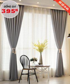 Rèm Vải Khuyễn Mãi 30% (Đồng Giá 395K)