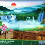 Tìm đại lý hợp tác phân phối rèm cuốn in tranh tại Thái Nguyên