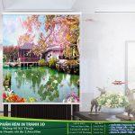 Tìm đại lý hợp tác phân phối rèm cuốn in tranh tại Ninh Bình