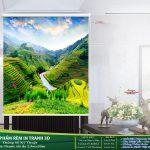 Tìm đại lý hợp tác phân phối rèm cuốn in tranh tại Vĩnh Phúc