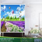 Tìm đại lý hợp tác phân phối rèm cuốn in tranh tại Thái Bình
