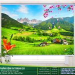 Tìm đại lý hợp tác phân phối rèm cuốn in tranh tại Nam Định